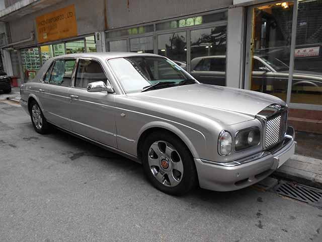 9000cc Bentley Arnage Rl