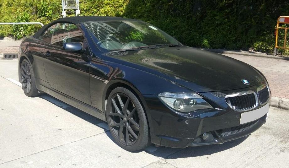 9000CC BMW 630i