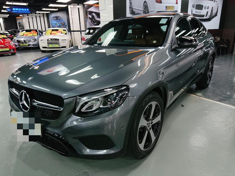2017 Mercedes Benz GLC250