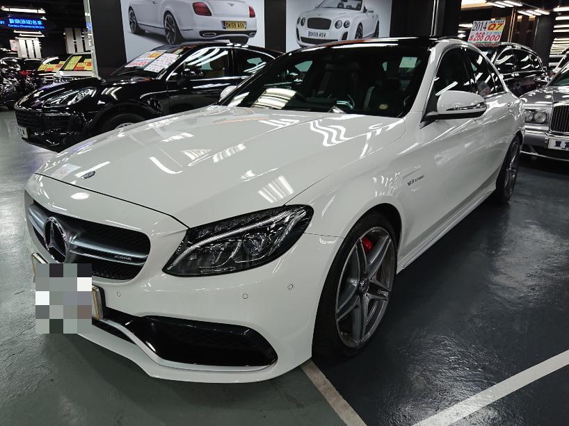 2016 Mercedes Benz C63