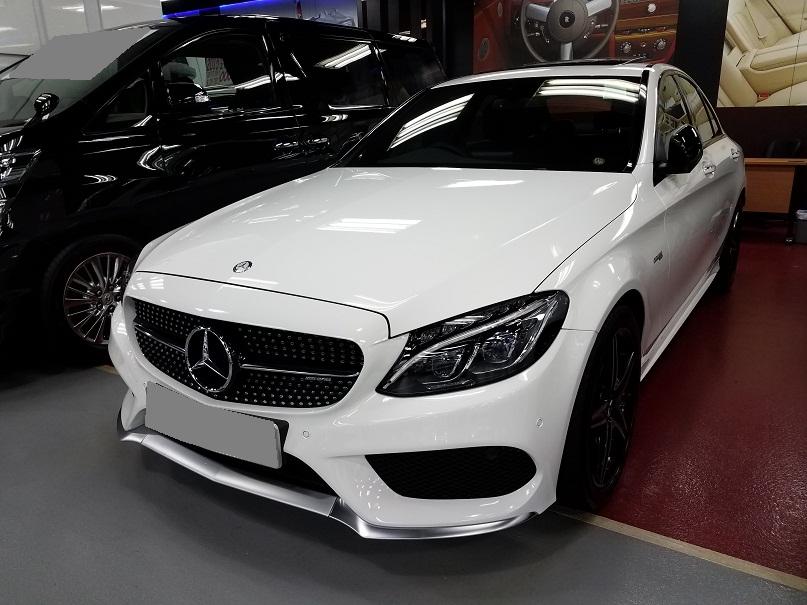 2016 Mercedes Benz C43