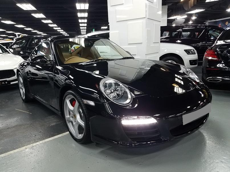 2010 Porsche 997