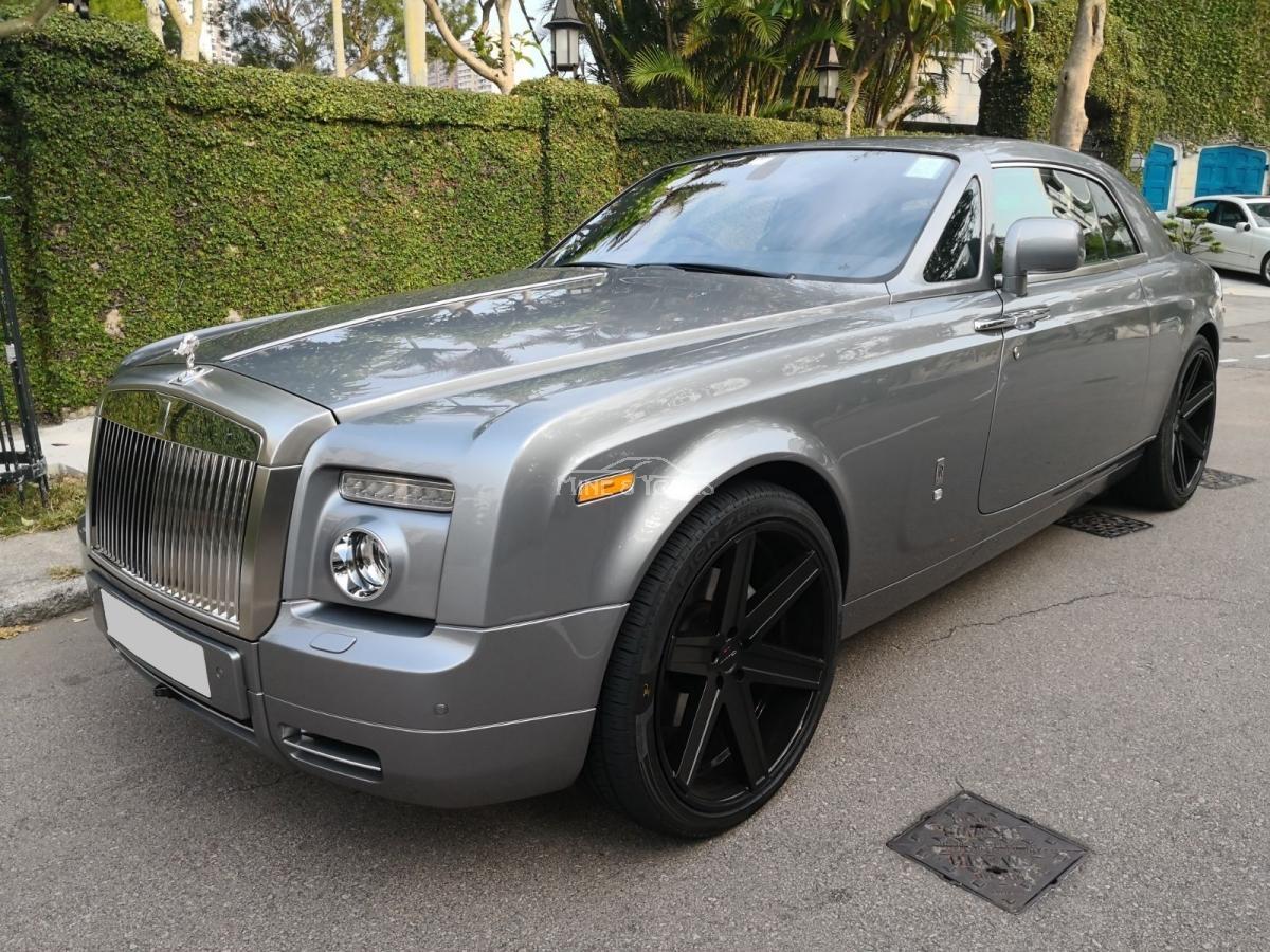 2011 Rolls Royce Phantom