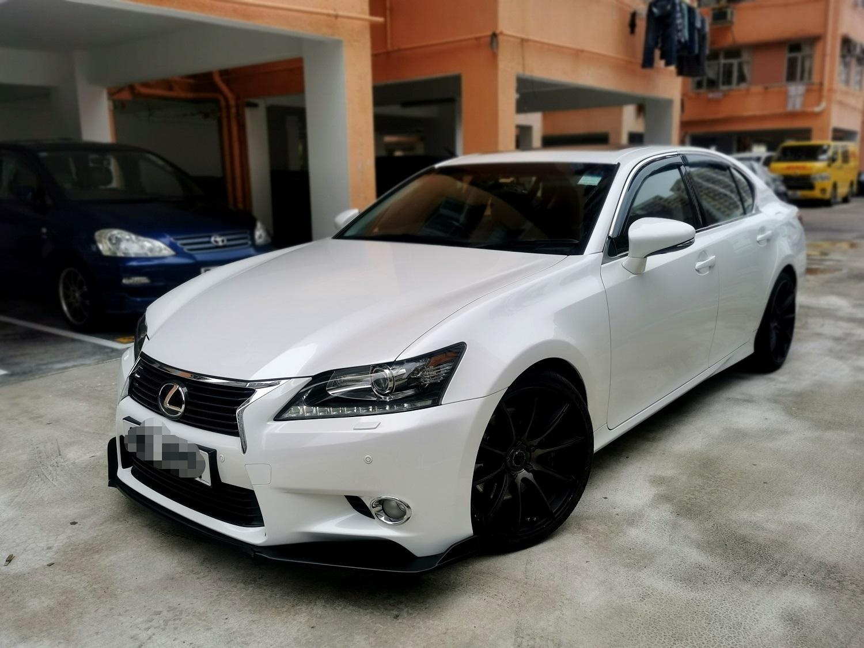 2012 Lexus GS250