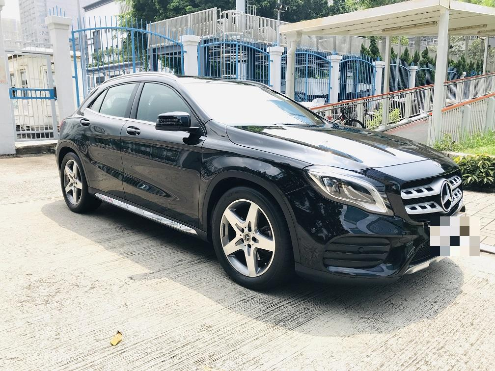 2018 Mercedes Benz GLA250