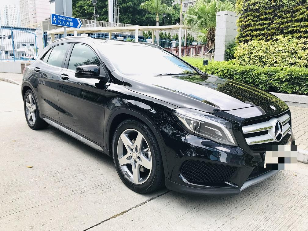 2016 Mercedes Benz GLA250