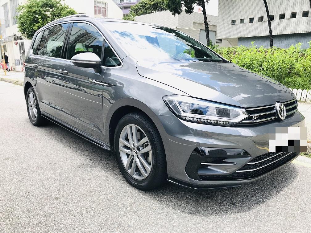 2018 Volkswagen Sharan