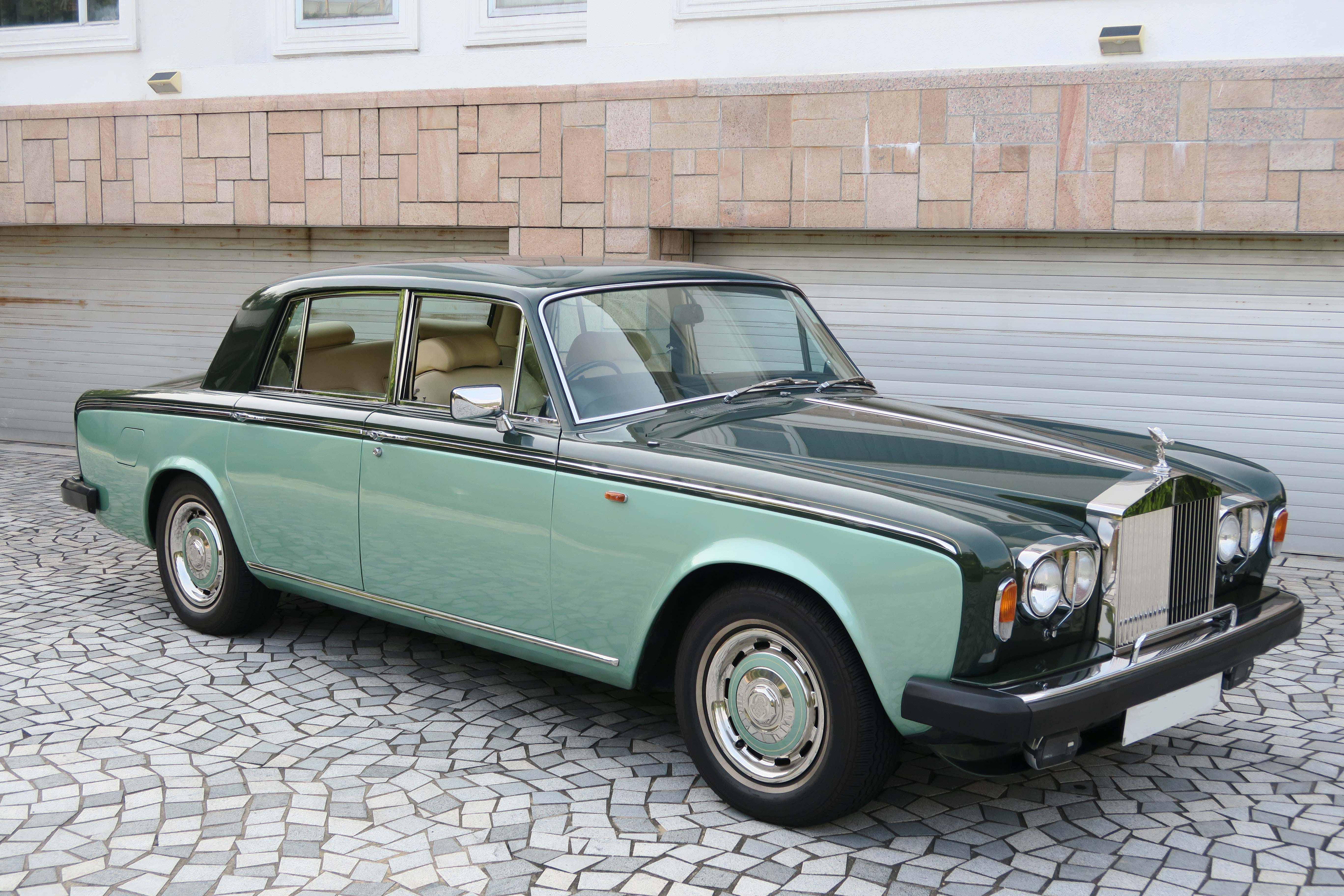 2000 Rolls Royce Silver Shadow