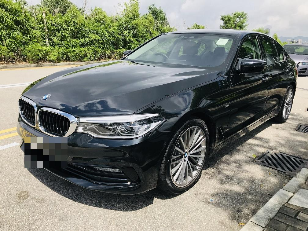 2018 BMW 520i
