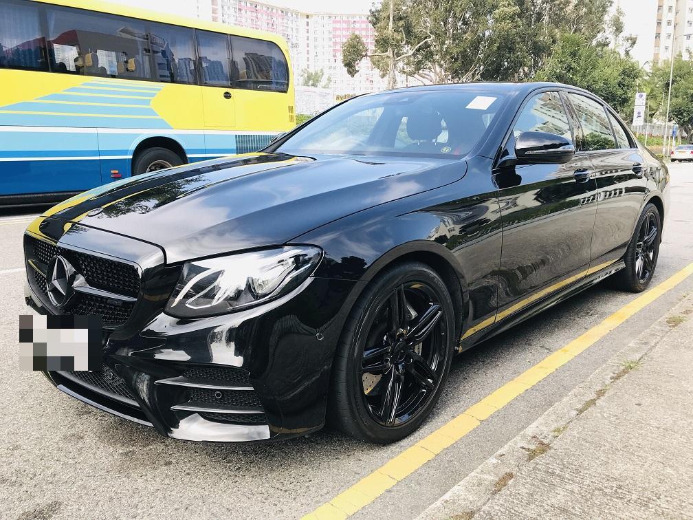 2019 Mercedes Benz E63