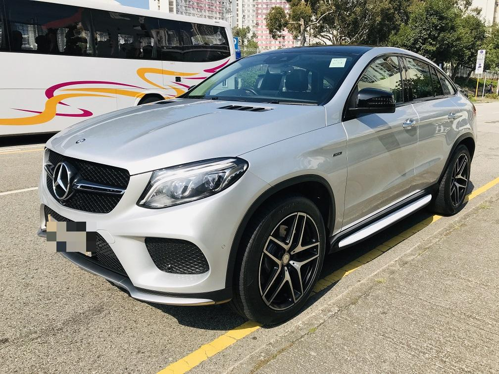 2016 Mercedes Benz GLE450