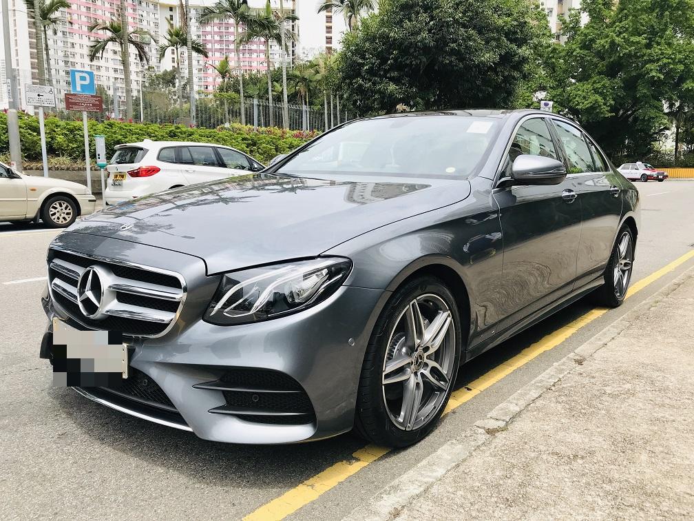 2018 Mercedes Benz E250