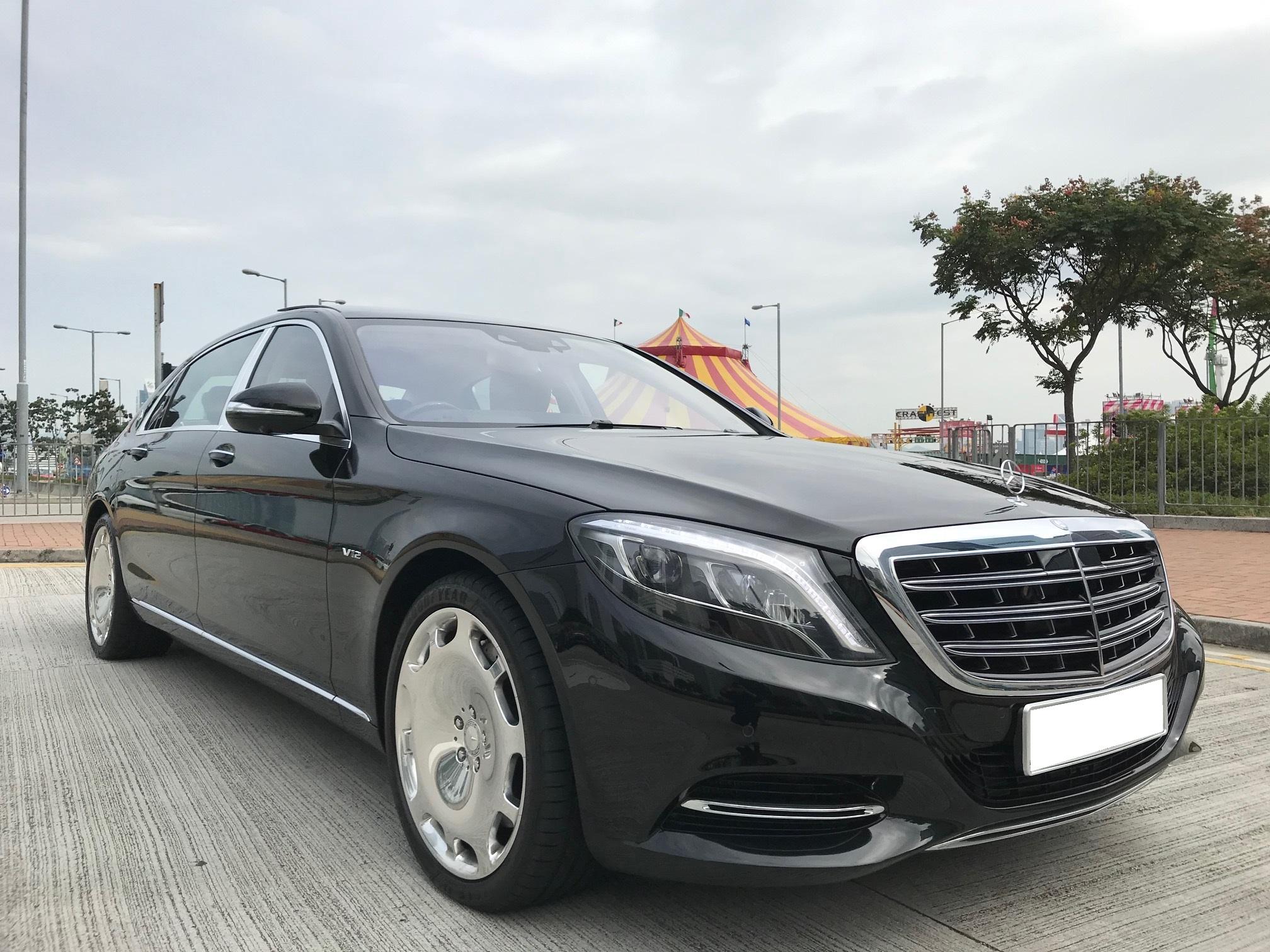 2016 Mercedes Benz S600