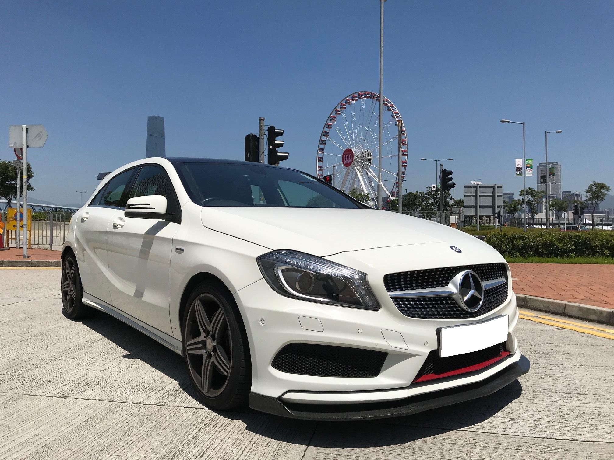 2014 Mercedes Benz A250