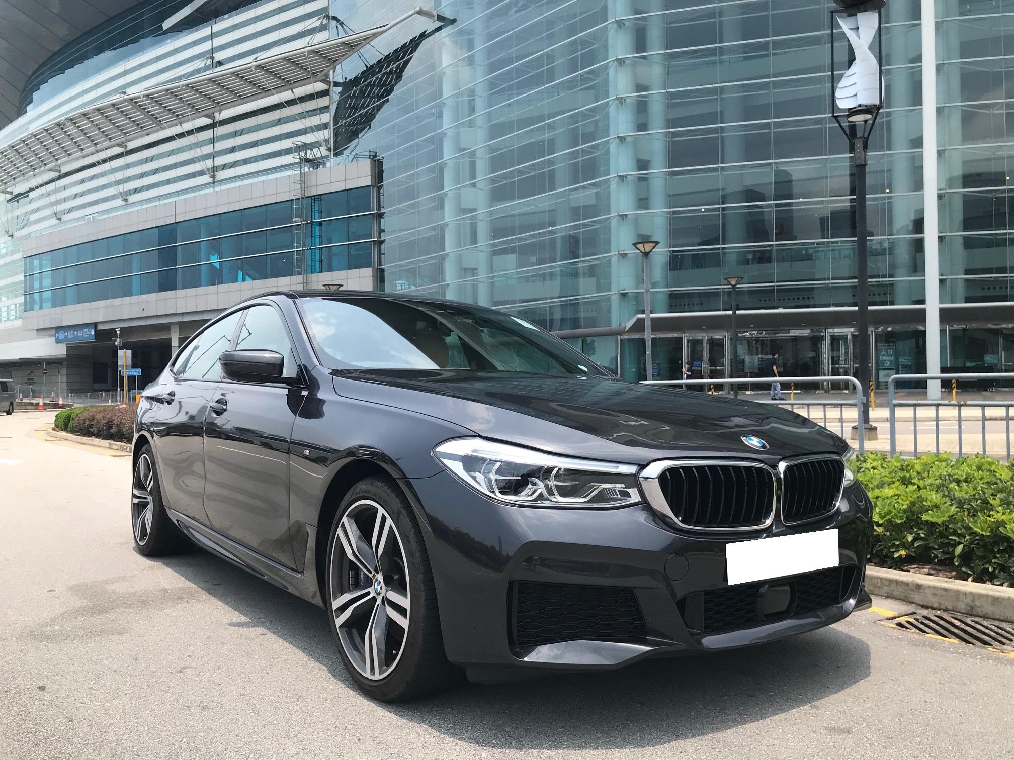 2020 BMW 640i