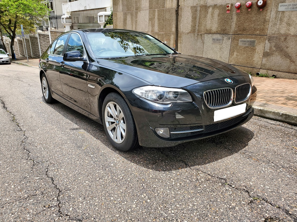 2011 BMW 523i
