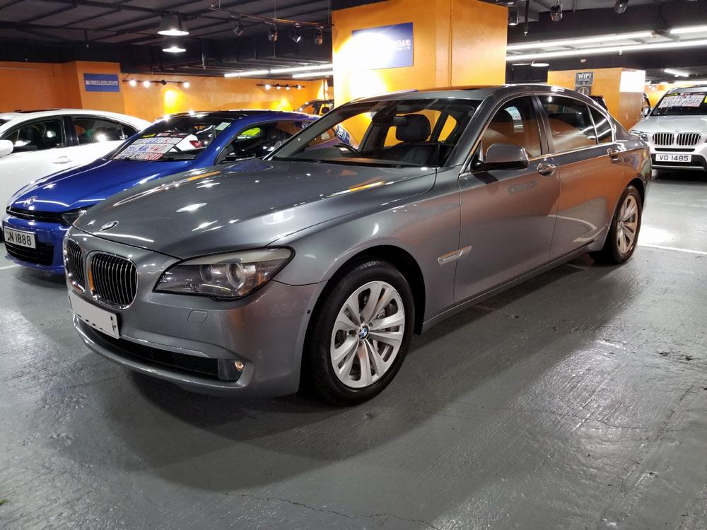 2010 BMW 730i