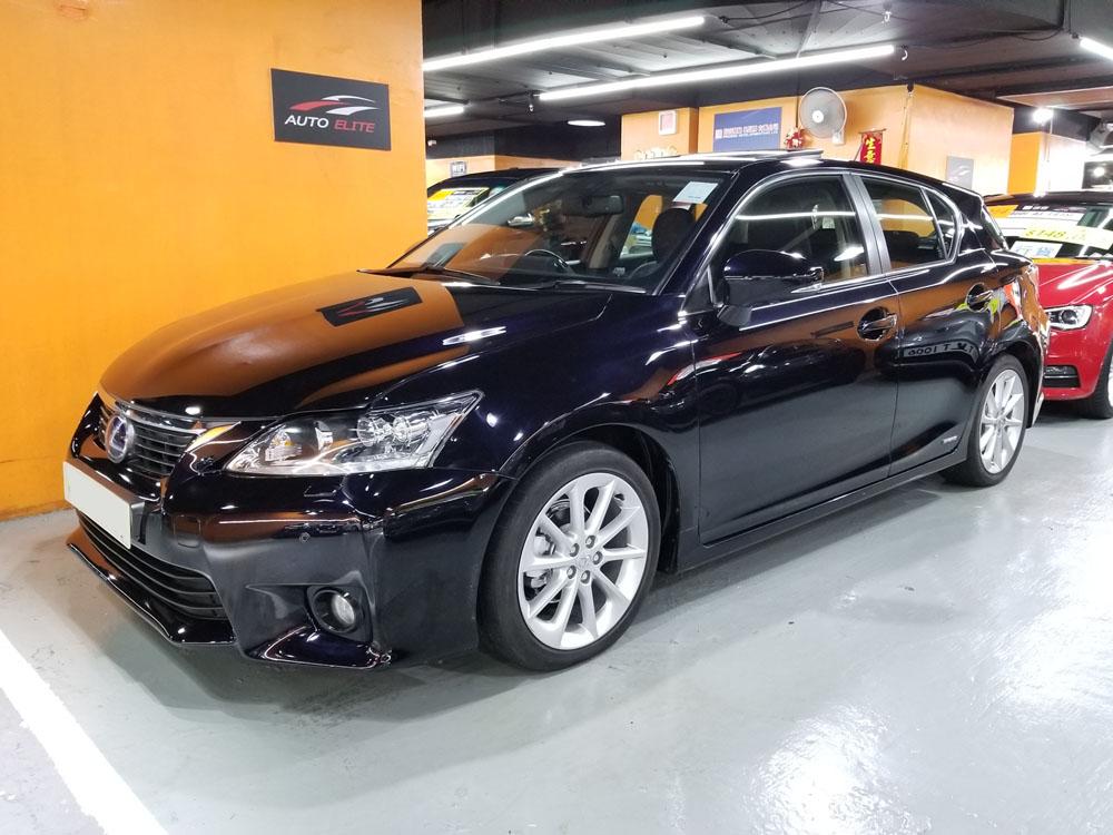 2011 Lexus CT200