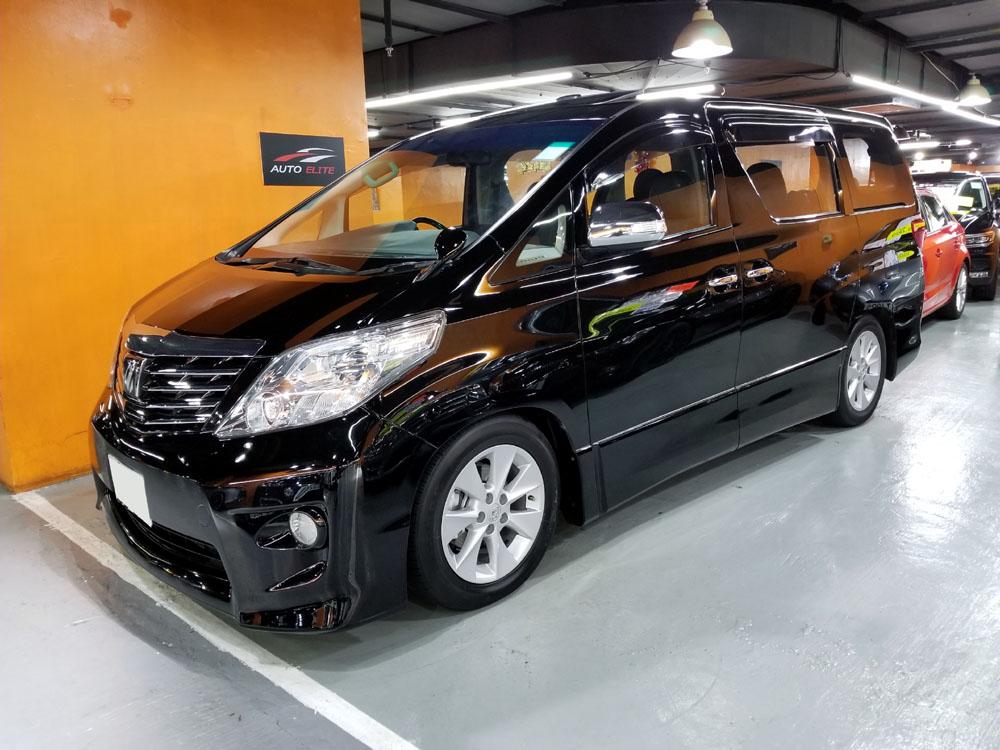2011 Toyota Alphard