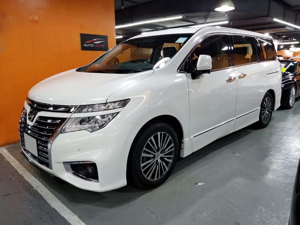 2014 Nissan Elgrand