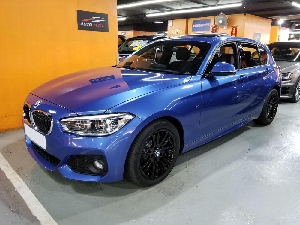 2015 BMW 120i