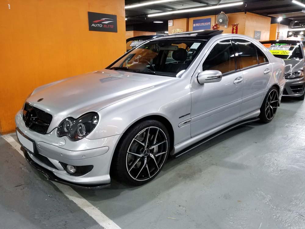 2006 Mercedes Benz C200