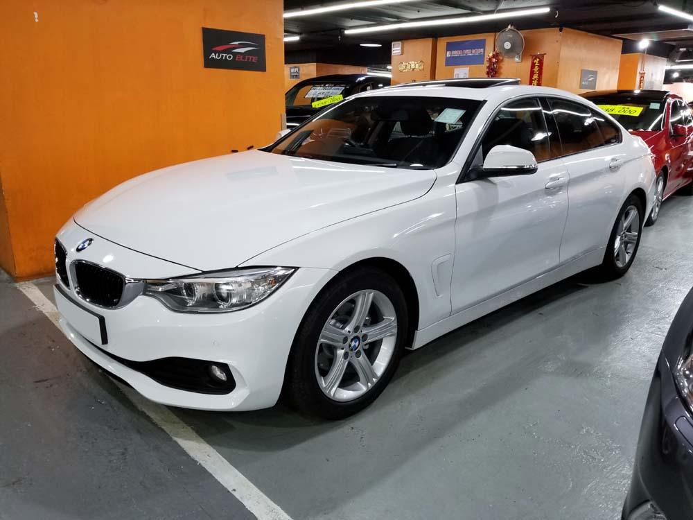 2014 BMW 420i