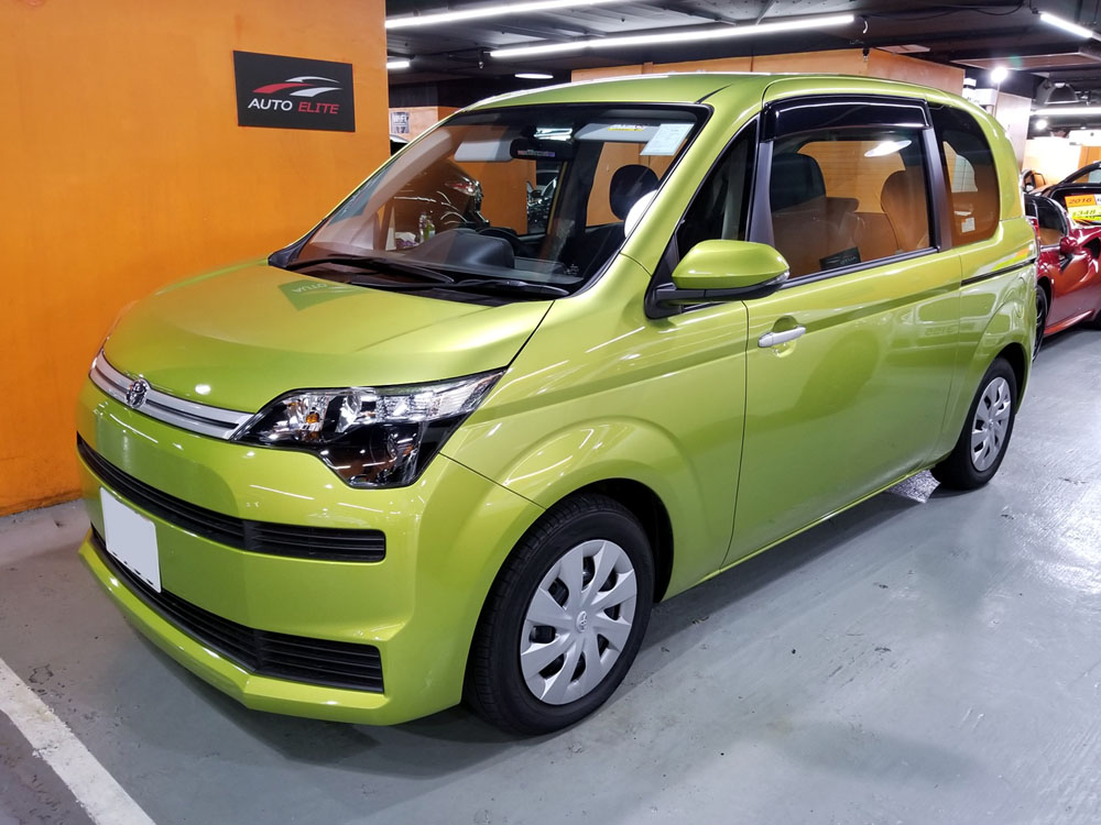 2019 Toyota Sienta