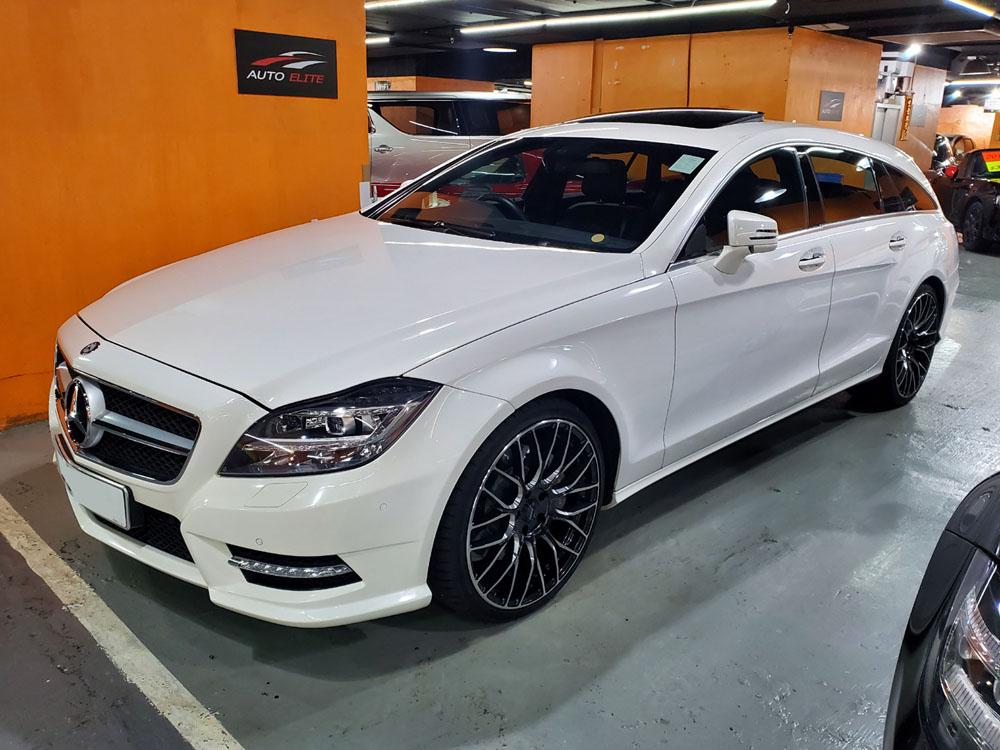 2014 Mercedes Benz CLS350
