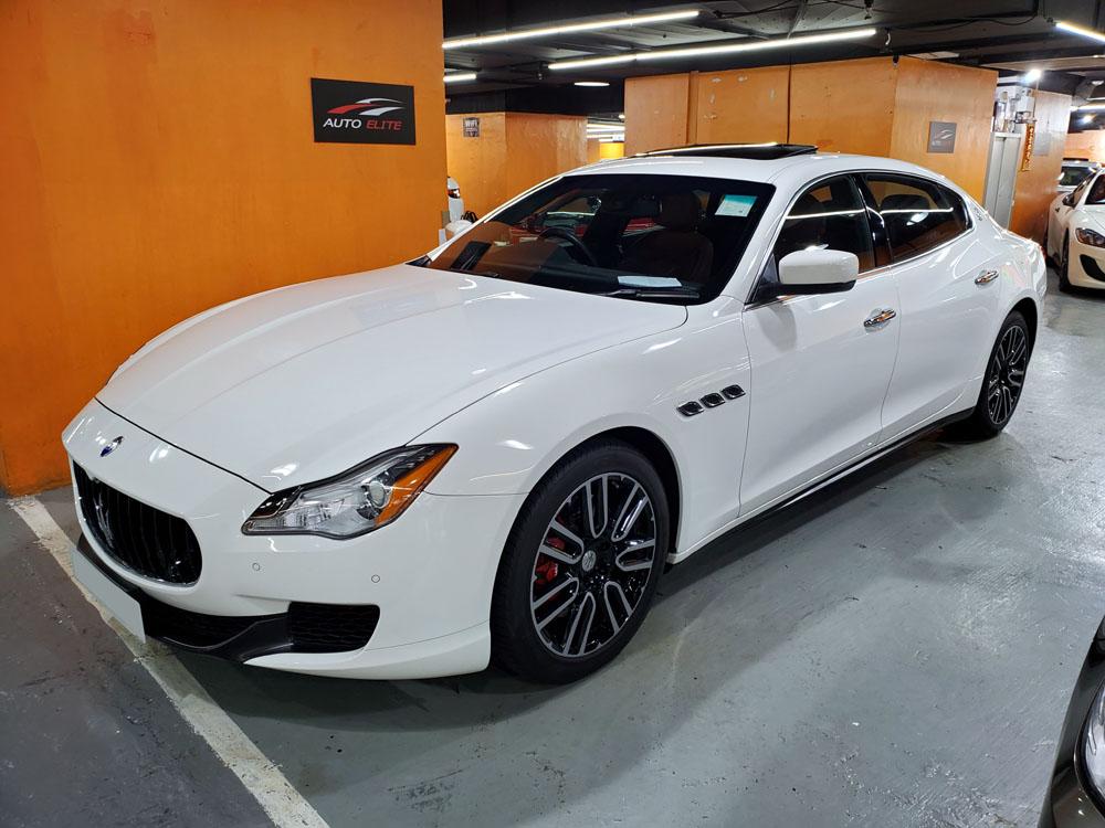 2015 Maserati Biturbo