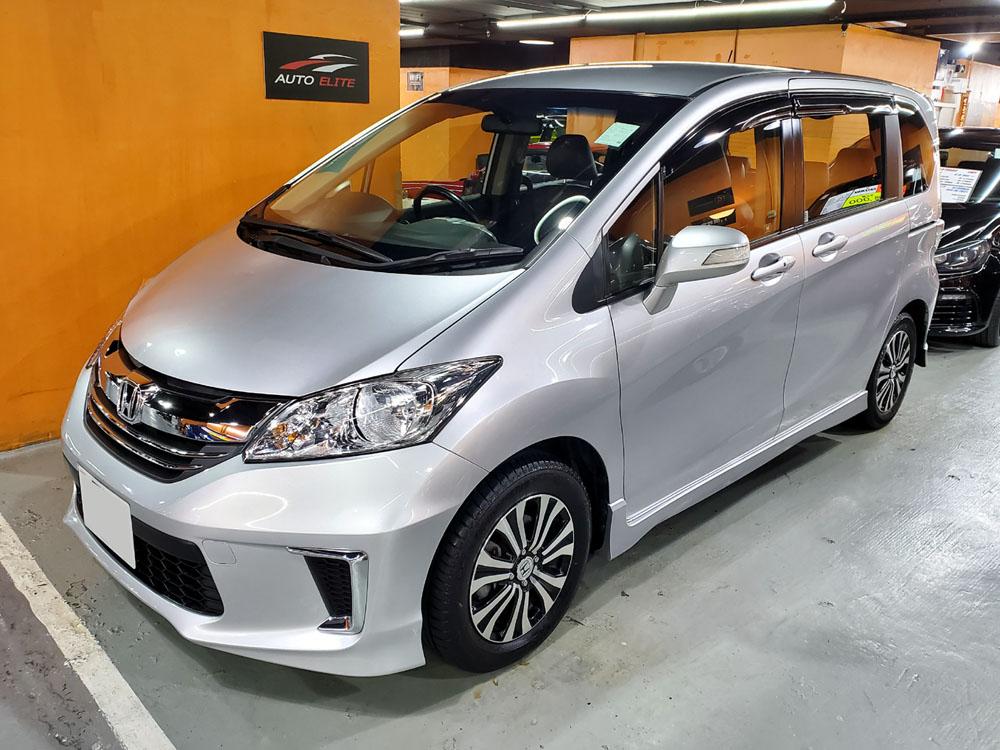 2015 Honda Stepwgn