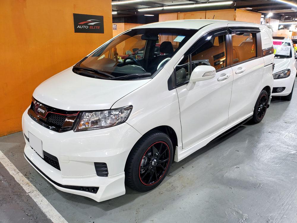 2012 Honda Stepwgn