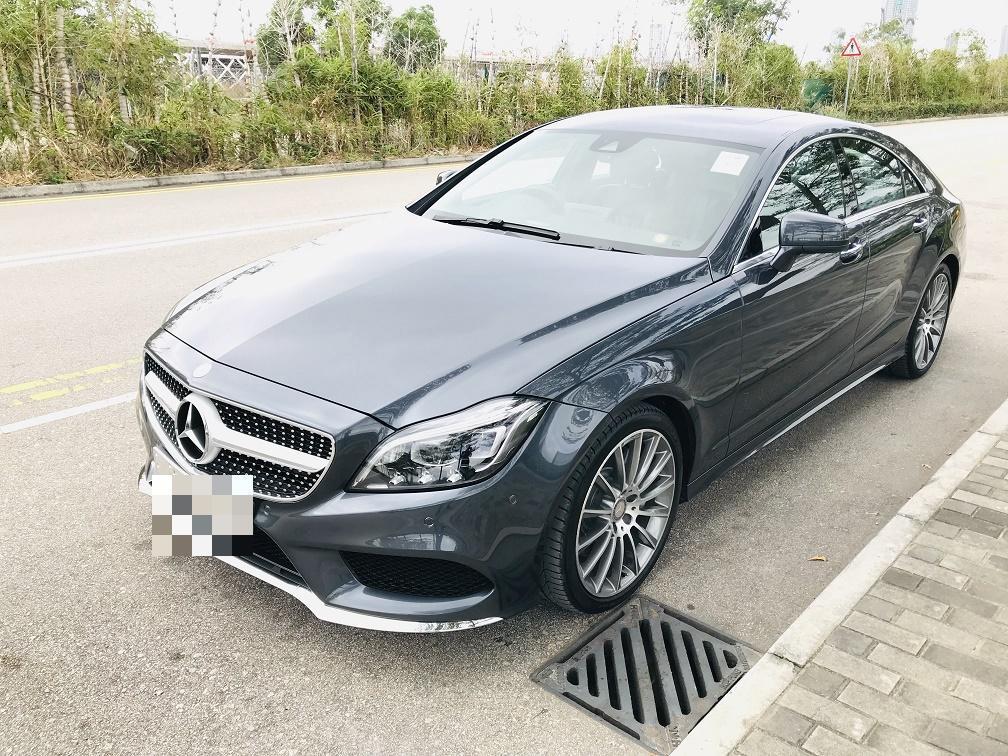 2016 Mercedes Benz CLS400