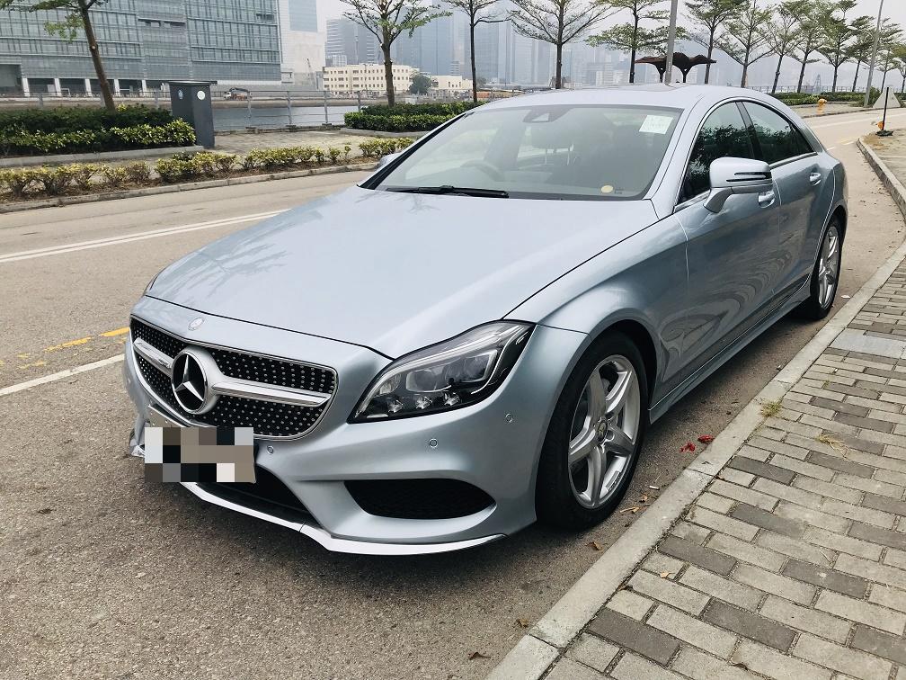 2015 Mercedes Benz CLS400