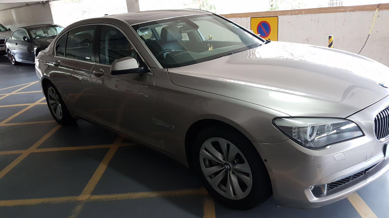 2009 BMW 740i