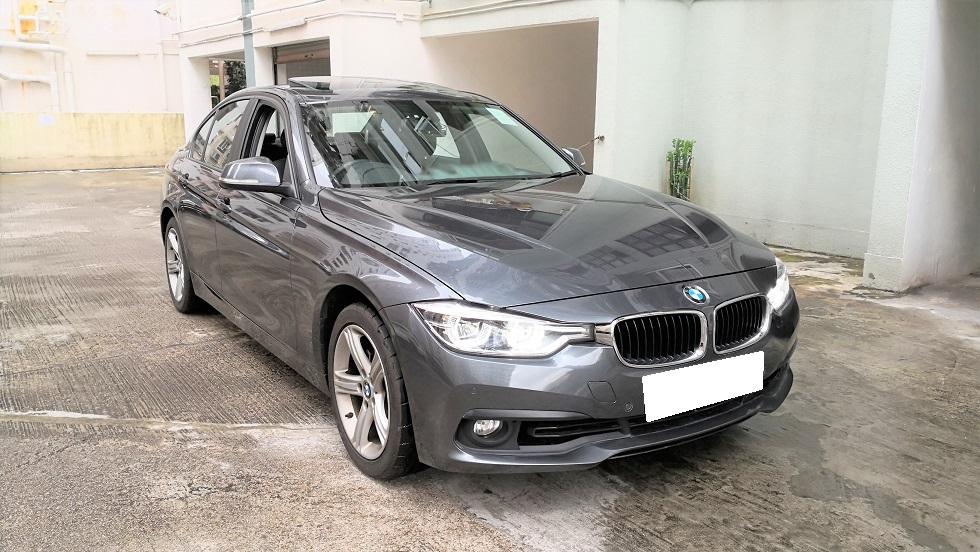 2015 BMW 318i