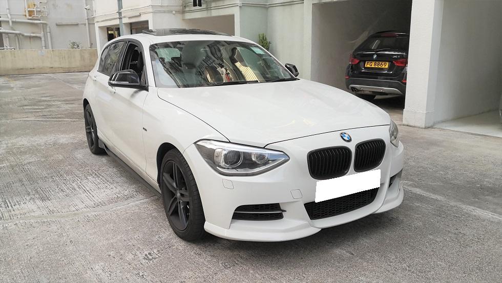 2015 BMW 118i