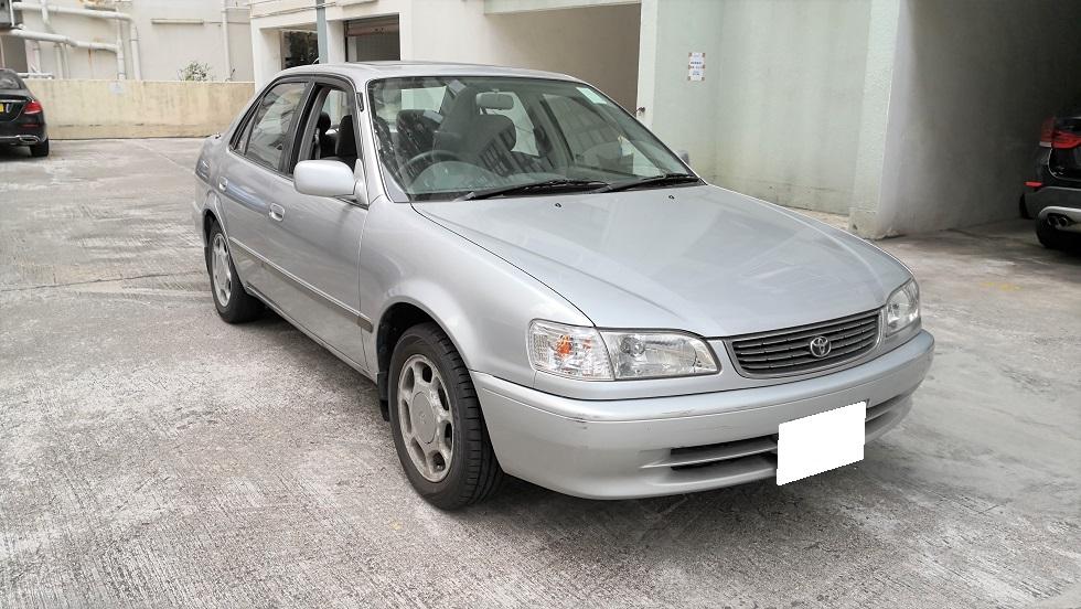 2000 Toyota 86
