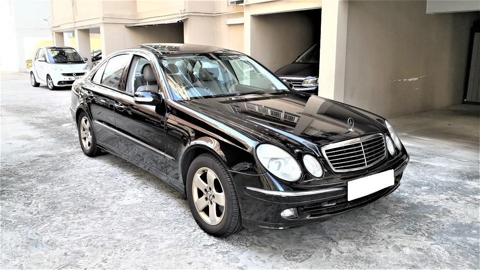 2005 Mercedes Benz E280