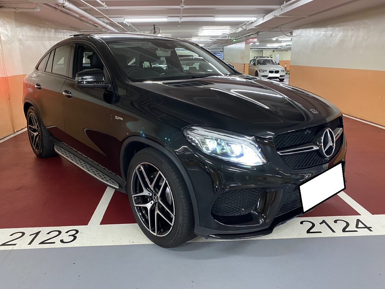 2018 Mercedes Benz GLE43