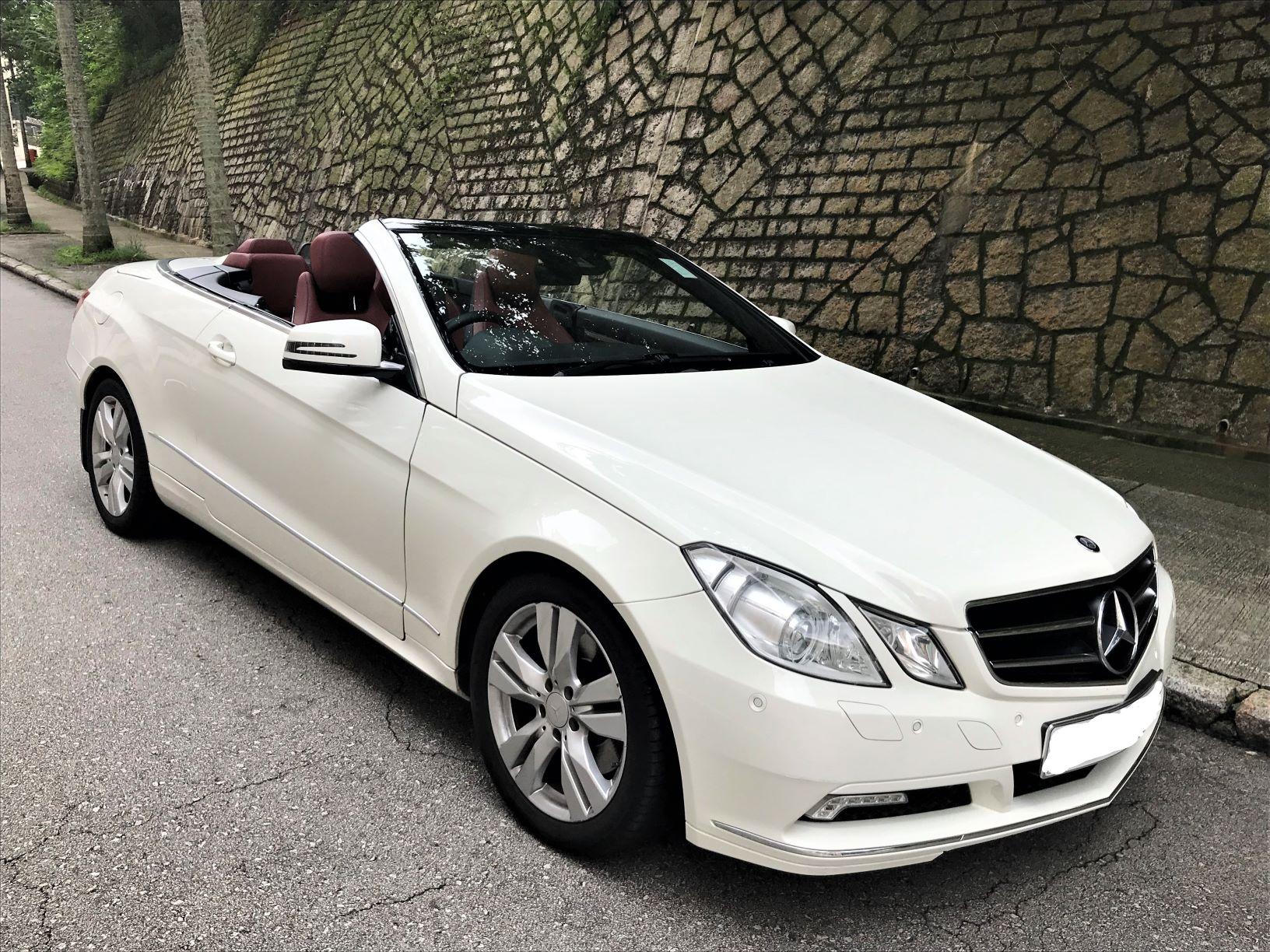 2010 Mercedes Benz E350
