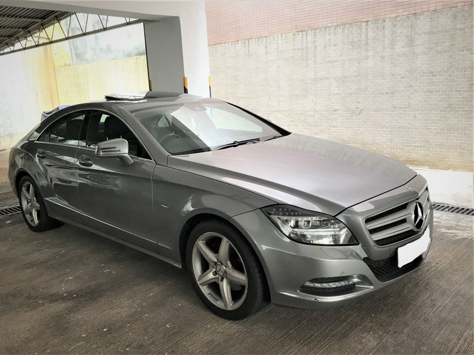 2011 Mercedes Benz CLS350