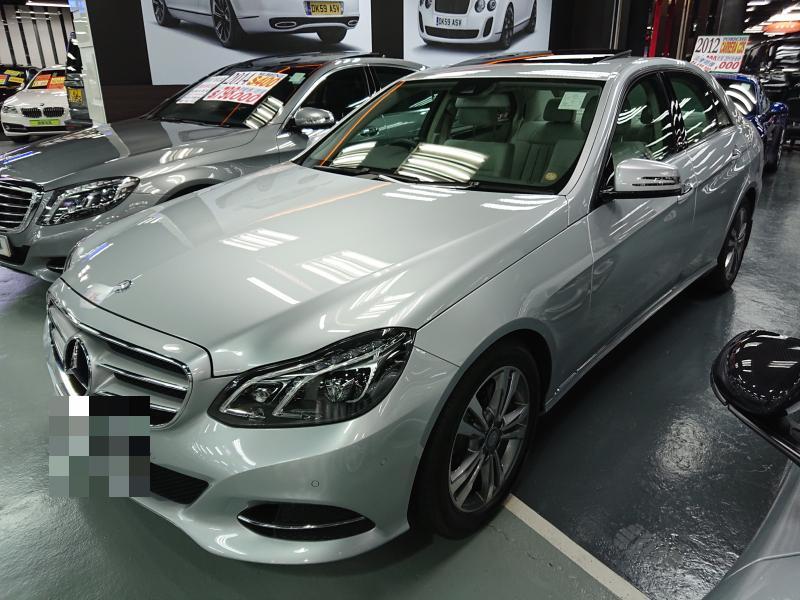2013 Mercedes Benz E200