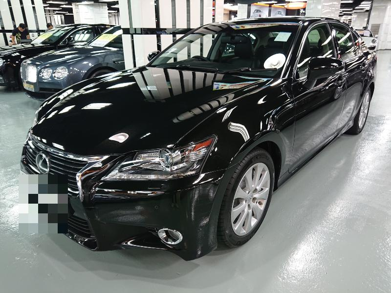 2015 Lexus GS250