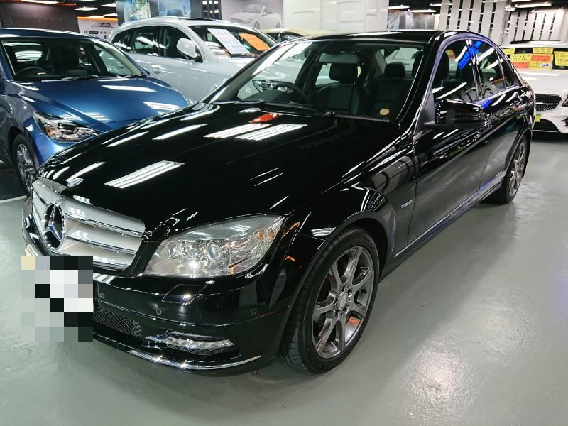 2010 Mercedes Benz C200