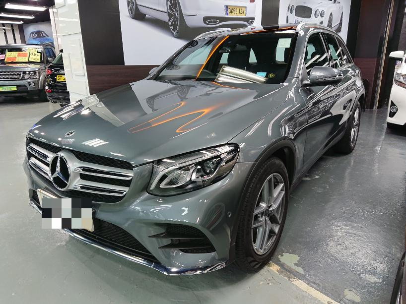 2018 Mercedes Benz GLC250